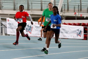 Save the Children World Marathon Challenge Gemili