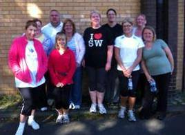 Slimming World group