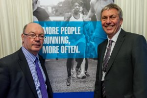 Alistair Burt MP and David Moorcroft APPG
