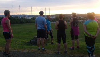 South Yorkshire Run Leader Workshop Series 4