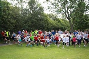 junior parkrun start