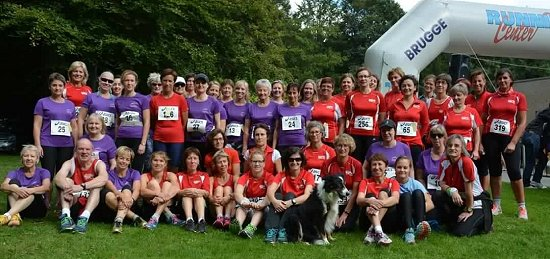 Sevenoaks Ladies Joggers in Bruges